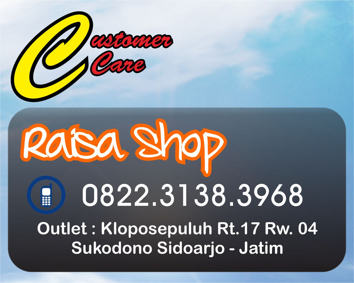 CS Raisa shop